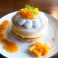 【期間限定】柿パンケーキが再登場!