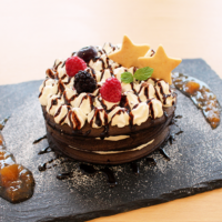 12月の新作パンケーキが登場!