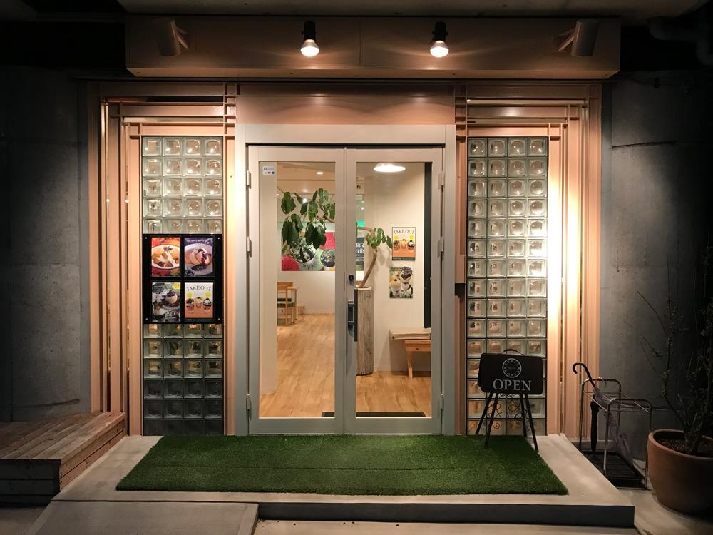 cafeblow泉佐野店の夜カフェ