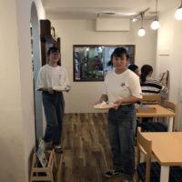 富秋中学校の生徒さんの職場体験学習が無事に終了!