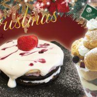 12月限定クリスマスパンケーキとパンケーキパフェが明日より新登場!