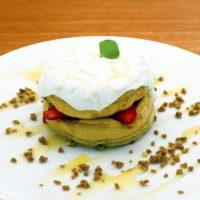 3月の新作パンケーキはホワイトデーにピッタリのチョコパンケーキ他!