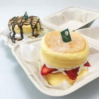 4月2日より「もちもちパンケーキ」のテイクアウト開始!