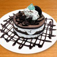 6月8日より夏にピッタリの爽やかなチョコミントパンケーキが登場!