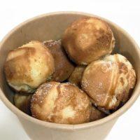 カリッモチッなパンケーキボールの作り方