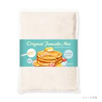 cafeblowオリジナルパンケーキミックス粉の販売開始!